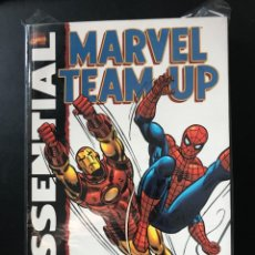 Cómics: ESSENTIAL MARVEL TEAM-UP VOL. 1 MARVEL COMICS ¡NUEVO! SPIDER-MAN. Lote 236371295