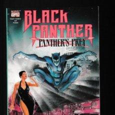 Cómics: BLACK PANTHER PANTHER'S PREY 3 - MARVEL 1991 FN PRESTIGE / DON MCGREGOR & DWAYNE TURNER. Lote 236417525
