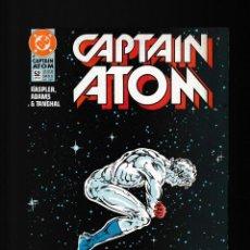 Cómics: CAPTAIN ATOM 52 - DC 1991 VFN-. Lote 236420790