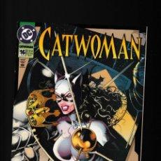 Cómics: CATWOMAN 16 - DC 1994 VFN/NM. Lote 236421560