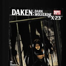 Cómics: DAKEN DARK WOLVERINE 9 - MARVEL 2011 VFN/NM / WAY & CHECCHETTO / VS X-23. Lote 236422110