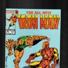 Comics : IRON MAN 177 - MARVEL 1983 VFN+. Lote 236687690