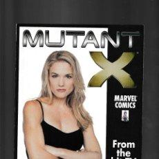 Cómics: MUTANT X DANGEROUS DECISIONS - MARVEL 2002 VFN/NM. Lote 236690075