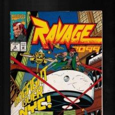 Cómics: RAVAGE 2099 6 - MARVEL 1993 VFN- / STAN LEE & PAUL RYAN. Lote 288509923