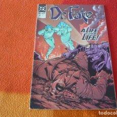 Cómics: DR. FATE Nº 17 ( DEMATTEIS ) ( EN INGLES ) ¡BUEN ESTADO! DC DOCTOR. Lote 239539515