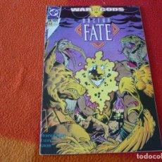 Cómics: DR. FATE Nº 33 ( MESSNER-LOEB ) ( EN INGLES ) ¡BUEN ESTADO! DC DOCTOR. Lote 239539590