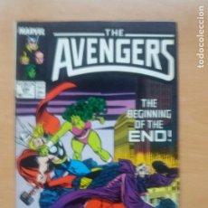Comics : THE AVENGERS. MARVEL Nº 296 1988. Lote 193358096