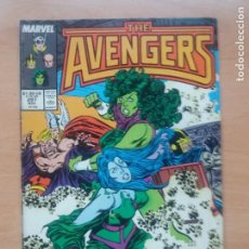 Comics : THE AVENGERS. MARVEL Nº 297 1988. Lote 193358186