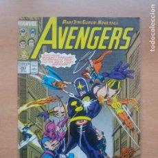 Comics : THE AVENGERS. MARVEL Nº 303 1989. Lote 193358635
