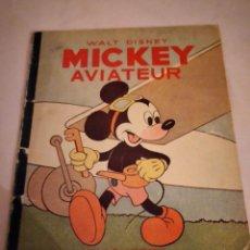 Cómics: WALT DISNEY MICKEY AVIATEUR HACHETTE 1948, MICKEY MAUSE S.A. Lote 240055845