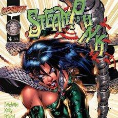 Cómics: STEAMPUNK #4, WILDSTORM/ DC, 2.000, USA. Lote 240406895
