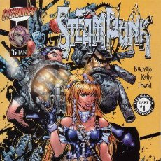 Cómics: STEAMPUNK #6, WILDSTORM/ DC, 2.001, USA. Lote 240578850