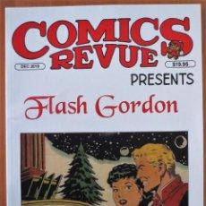 Cómics: COMICS REVUE CON FLASH GORDON HOMBRE ENMASCARADO. Lote 240897835