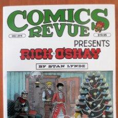 Cómics: COMICS REVUE CON FLASH GORDON HOMBRE ENMASCARADO TARZAN MODESTY BLAISE. Lote 240899345