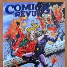 Cómics: COMICS REVUE CON FLASH GORDON HOMBRE ENMASCARADO. Lote 240900570