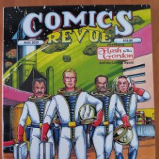 Cómics: COMICS REVUE CON FLASH GORDON HOMBRE ENMASCARADO MANDRAKE. Lote 240901265