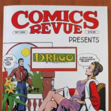 Cómics: COMICS REVUE CON FLASH GORDON HOMBRE ENMASCARADO MANDRAKE. Lote 240901720