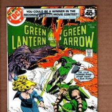 Cómics: GREEN LANTERN 113 GREEN ARROW - DC 1979 FN/VFN / DENNY ONEIL & ALEX SAVIUK. Lote 242947330