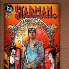 Cómics: STARMAN 7 - DC 1995 VFN/NM. Lote 242975680