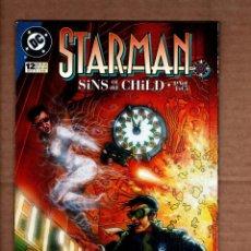 Cómics: STARMAN 12 - DC 1995 VFN/NM. Lote 242978675