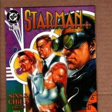 Cómics: STARMAN 14 - DC 1995 VFN/NM. Lote 242979115