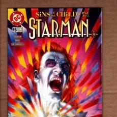Cómics: STARMAN 15 - DC 1996 VFN/NM. Lote 242979400