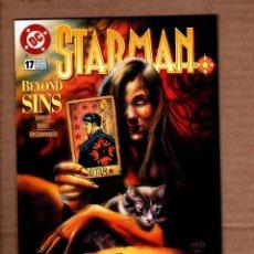 Cómics: STARMAN 17 - DC 1996 VFN/NM. Lote 242979990
