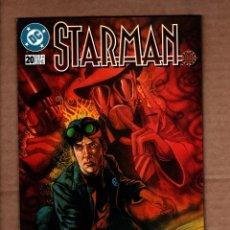 Cómics: STARMAN 20 - DC 1996 VFN/NM. Lote 242981025