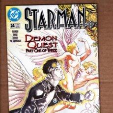 Cómics: STARMAN 24 - DC 1996 VFN/NM. Lote 242981870