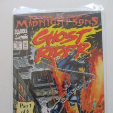 Fumetti: GHOST RIDER 28 MARVEL 1992 NM RISE OF THE MIDNIGHT SONS ORIGINAL USA EXCELENTE ESTADO ARX53. Lote 243001330