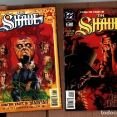 Comics: THE SHADE 1 2 3 4 COMPLETA - DC 1997 VFN/NM / FROM THE PAGES OF STARMAN. Lote 243034065