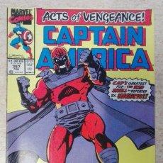 Fumetti: CAPTAIN AMERICA #367. Lote 243395295
