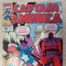 Fumetti: CAPTAIN AMERICA #368. Lote 243395550