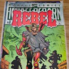 Cómics: REBEL 1 HEROES REBORN MARVEL 2000. Lote 243925695