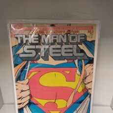 Comics: THE MAN OF STEEL #1 USA (JOHN BYRNE). Lote 244509005