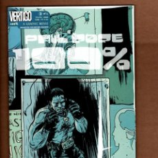 Cómics: 100% 3 - DC VERTIGO 2002 VFN/NM / PAUL POPE. Lote 244568370
