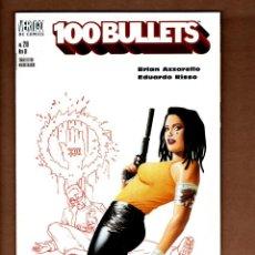 Cómics: 100 BULLETS 28 - DC VERTIGO 2001 VFN / BRIAN AZZARELLO & EDUARDO RISSO. Lote 244569310