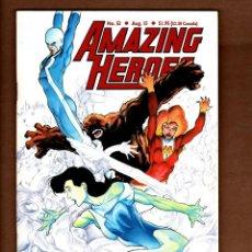 Cómics: AMAZING HEROES 53 - REDBEARD 1984 VFN. Lote 244572250