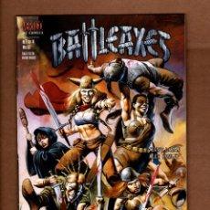 Cómics: BATTLEAXES 1 - DC VERTIGO 2000 VFN/NM. Lote 244573620
