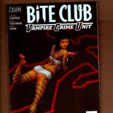 Cómics: BITE CLUB VAMPIRE CRIME UNIT 2 - DC VERTIGO 2006 VFN/NM / HOWARD CHAYKIN & DAVID TISCHMAN. Lote 244574225
