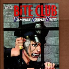 Cómics: BITE CLUB VAMPIRE CRIME UNIT 3 - DC VERTIGO 2006 VFN/NM / HOWARD CHAYKIN & DAVID TISCHMAN. Lote 244574480