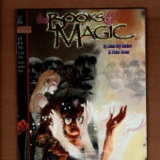 Cómics: BOOKS OF MAGIC 8 - DC VERTIGO 1994 VFN. Lote 244576930