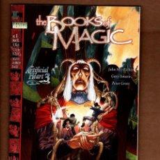 Cómics: BOOKS OF MAGIC 11 - DC VERTIGO 1995 VFN/NM. Lote 244577515
