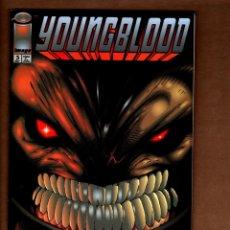 Cómics: BRIGADE 4 / YOUNGBLOOD 5 FLIP BOOK - IMAGE 1993 VFN/NM. Lote 244578355