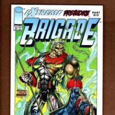 Cómics: BRIGADE 9 - IMAGE 1994 VFN/NM / ROB LIEFELD. Lote 244578745