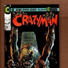 Cómics: CRAZYMAN 2 - CONTINUITY 1992 VFN+ / NEAL ADAMS. Lote 244582765
