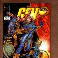 Cómics: GEN 13 21 - IMAGE 1997 VFN/NM. Lote 244652595