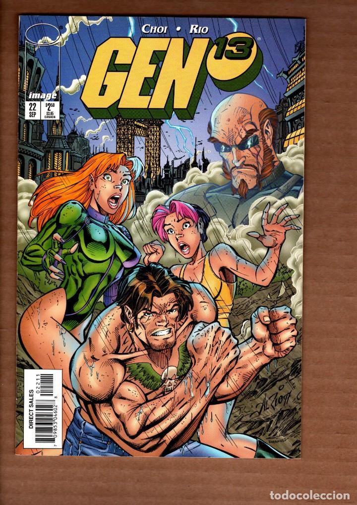 GEN 13 22 - IMAGE 1997 VFN/NM (Tebeos y Comics - Comics Lengua Extranjera - Comics USA)
