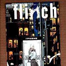 Cómics: FLINCH 10 - DC VERTIGO 2000 VFN/NM / AZZARELLO & ZEZELJ. Lote 244654720
