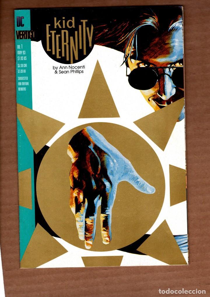 KID ETERNITY 1 - DC VERTIGO 1993 VFN+ / ANN NOCENTI & SEAN PHILLIPS (Tebeos y Comics - Comics Lengua Extranjera - Comics USA)